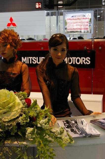 Mitsubishi キャンペーンガール02