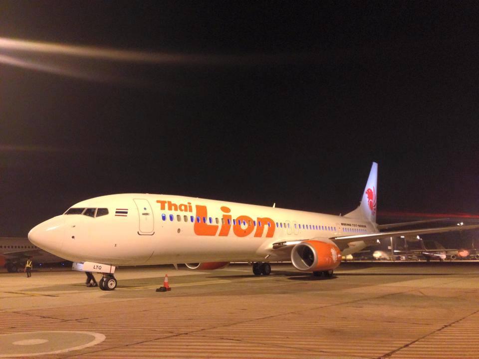 タイ・ライオン・エア、来年タイ~日本線を就航予定