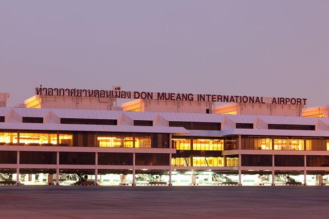 ドンムアン空港とバンコク都内を結ぶ空港バスが運行開始
