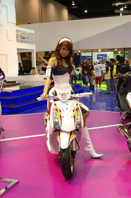 Suzuki キャンペーンガール03