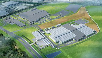 マツダ、タイのエンジン組立工場の生産能力増強