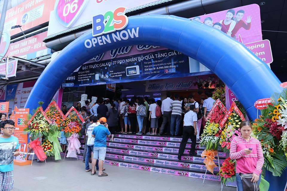 セントラル傘下文房具店「B2S」、ベトナムに初出店