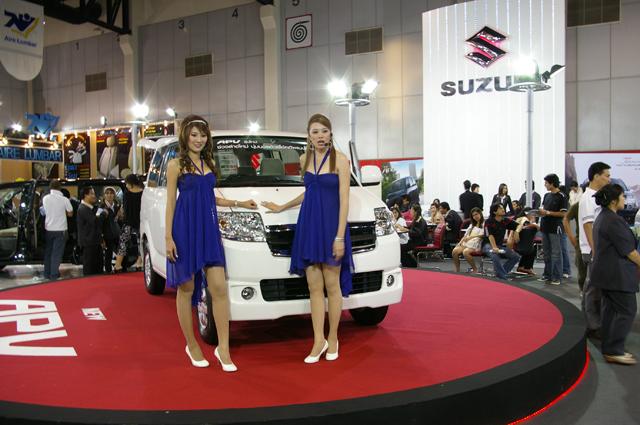 Suzuki キャンペーンガール07