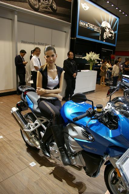 BMW キャンペーンガール10