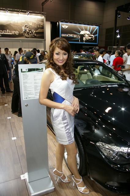 BMW キャンペーンガール13