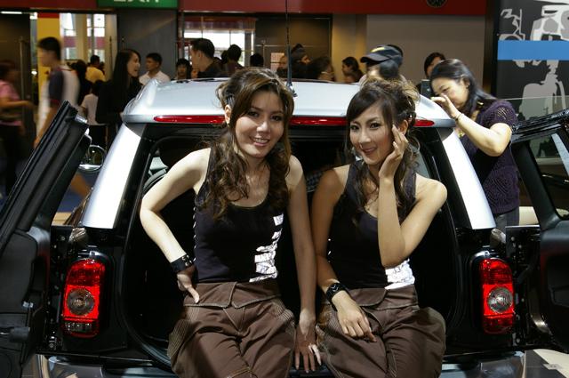 BMW キャンペーンガール14