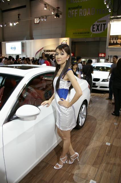 BMW キャンペーンガール18