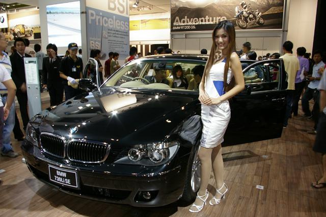 BMW キャンペーンガール24